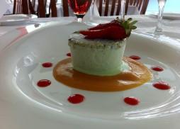 pistachio kulfi
